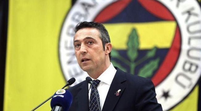 Ali Koç: Eşsiz bir Fenerbahçe dayanışması göreceğiz