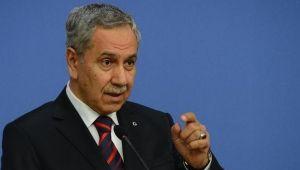 Bülent Arınç'tan AKP'ye eleştiri