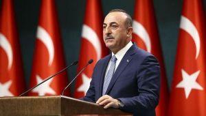 Dışişleri Bakanı Çavuşoğlu'ndan 'güvenli bölge' açıklaması