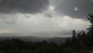 İstanbul'da beklenen kuvvetli yağış