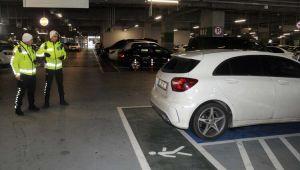 İstanbul Havalimanı'nda 'Engelli park yeri ihlali'ne ceza yağdı