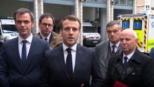 Fransa Cumhurbaşkanı Macron parlamentoda kan kaybediyor