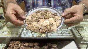 Hafta kapanışı sonrası altın fiyatları ne kadar? Gram altın ve çeyrek altın kaç lira?