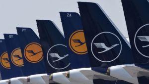 Lufthansa: Almanya'da havayolu şirketi için 9 milyar euroluk kurtarma paketi