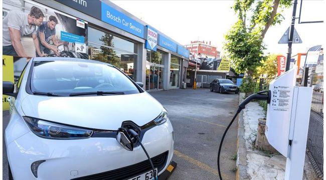 Bosch Car Service'lerde Zorlu iş birliğiyle elektrikli araç şarj istasyonları kurulacak
