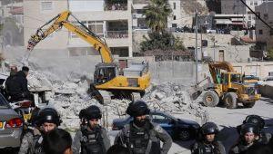 Filistinli köylüler İsrail'in