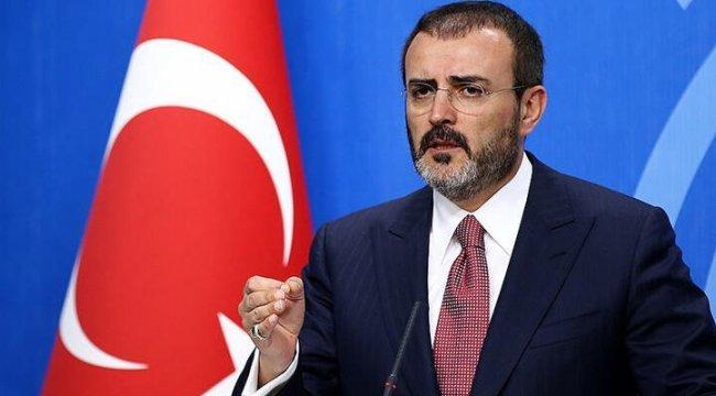 AK Parti Genel Başkan Yardımcısı Ünal: Ellerini ovuşturan ve istifa çağrıları yapanlar, samimi değilsiniz