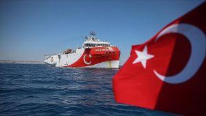 Oruç Reis, Antalya Limanı'na döndü