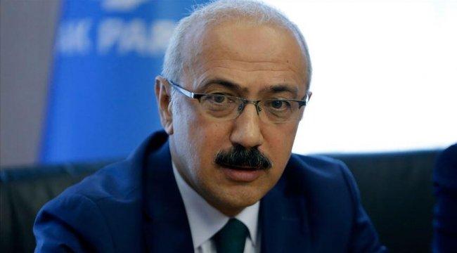 Son dakika... Hazine ve Maliye Bakanı Lütfi Elvan'dan 'büyüme' yorumu