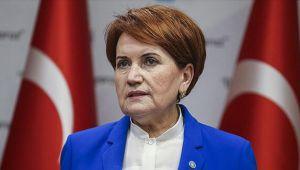 Akşener: Türkiye partili cumhurbaşkanlığı sistemini daha fazla taşıyamaz