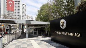 Dışişleri Bakanlığı'ndan BM'ye 'Kıbrıs' tepkisi