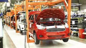 Ford, Brezilya'da üretime son veriyor