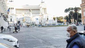 İtalya'da son 24 saatte Kovid-19'dan 477 kişi hayatını kaybetti