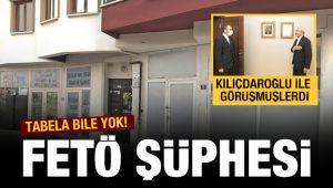 Kılıçdaroğlu'nu ziyaret eden FETÖ bağlantılı sözde dernek