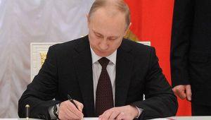 Putin imzaladı! 5 Şubat 2026'ya kadar uzadı
