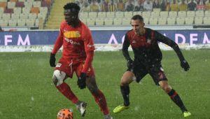 Yeni Malatyaspor-Fatih Karagümrük: 0-0