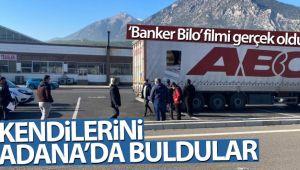 Yeşilçam filmi Adana'da gerçek oldu