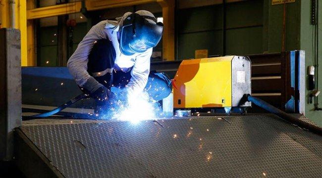 Almanya'da sanayi üretimi yüzde 10.8 düştü