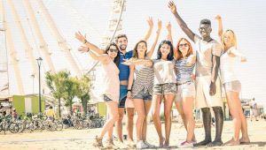 Üniversite öğrencisinin 'Work and Travel' zaferi