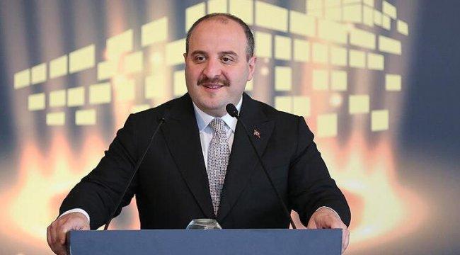 Bakan Varank'tan sanayi üretimine ilişkin açıklaması