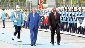 'Türkiye-Sudan dayanışması güçlenerek devam edecek'