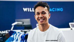 Alex Albon artık Williams için yarışacak!