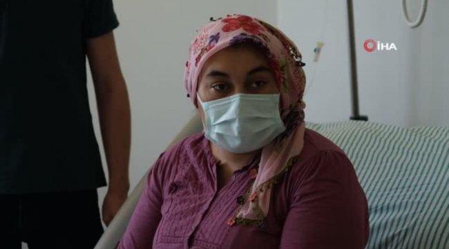 Aşı yaptırmayan hamile kadın koronaya yakalandı: Pişmanım