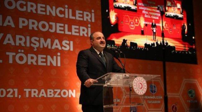 Bakan Varank: Uluslararası rekabet çok çetin devam ediyor