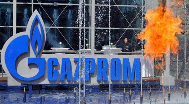 Gazprom'un doğalgaz ihracat geliri yüzde 95 arttı